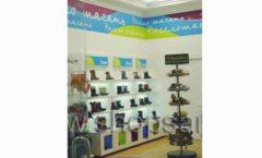 Торговое оборудование КАРАМЕЛЬ для детского магазина обуви Весело шагать Крокус Фото 07