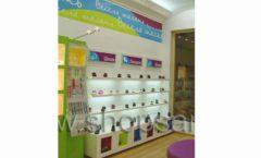 Торговое оборудование КАРАМЕЛЬ для детского магазина обуви Весело шагать Крокус Фото 08