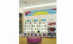 Торговое оборудование КАРАМЕЛЬ для детского магазина обуви Весело шагать Крокус Фото 10