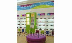 Торговое оборудование КАРАМЕЛЬ для детского магазина обуви Весело шагать Крокус Фото 11