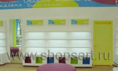 Торговое оборудование КАРАМЕЛЬ для детского магазина обуви Весело шагать Ленинский Фото 10