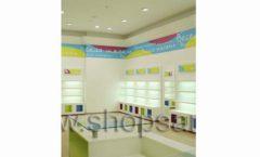 Торговое оборудование КАРАМЕЛЬ для детского магазина обуви Весело шагать Ленинский Фото 13