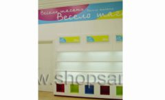 Торговое оборудование КАРАМЕЛЬ для детского магазина обуви Весело шагать Ленинский Фото 15