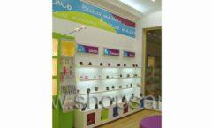 Торговое оборудование КАРАМЕЛЬ для детского магазина обуви Весело шагать Ленинский Фото 18