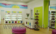 Торговое оборудование КАРАМЕЛЬ для детского магазина обуви Весело шагать Ленинский Фото 22