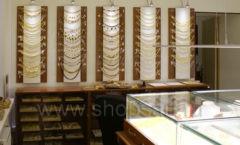 Торговое оборудование для салона янтаря Амбер