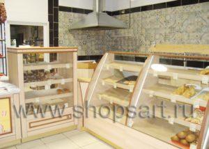 Магазин 2 хлеба и кондитерских изделий