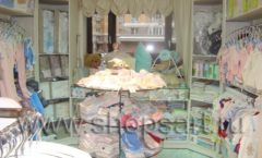 Фотографии открытого детского магазина Малышня г. Москва в мкр. Царицыно на основе коллекции АКВАРЕЛИ 3