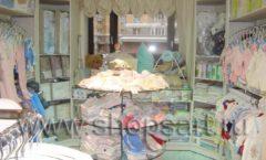 Торговое оборудование АКВАРЕЛИ для детского магазина Малышня Фото 02