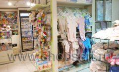 Торговое оборудование АКВАРЕЛИ для детского магазина Малышня Фото 08
