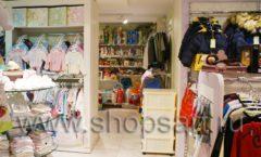 Торговое оборудование АКВАРЕЛИ для детского магазина Малышня Фото 10