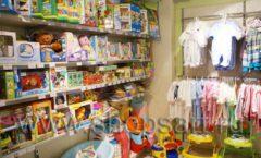 Торговое оборудование АКВАРЕЛИ для детского магазина Малышня Фото 11