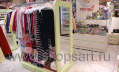Торговое оборудование АКВАРЕЛИ для детского магазина Малышня Фото 15