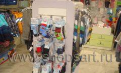 Торговое оборудование АКВАРЕЛИ для детского магазина Малышня Фото 18