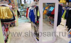 Торговое оборудование АКВАРЕЛИ для детского магазина Малышня Фото 21