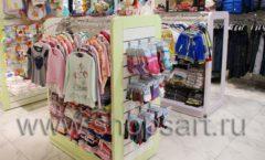 Торговое оборудование АКВАРЕЛИ для детского магазина Малышня Фото 22