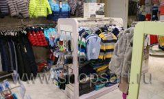 Торговое оборудование АКВАРЕЛИ для детского магазина Малышня Фото 23