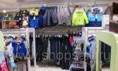 Торговое оборудование АКВАРЕЛИ для детского магазина Малышня Фото 25