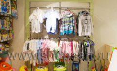 Торговое оборудование АКВАРЕЛИ для детского магазина Малышня Фото 32