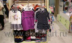 Торговое оборудование АКВАРЕЛИ для детского магазина Малышня Фото 33