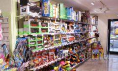 Торговое оборудование АКВАРЕЛИ для детского магазина Малышня Фото 34