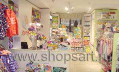 Торговое оборудование АКВАРЕЛИ для детского магазина Малышня Фото 35