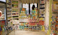 Торговое оборудование АКВАРЕЛИ для детского магазина Малышня Фото 37