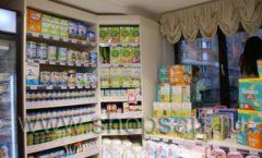 Торговое оборудование АКВАРЕЛИ для детского магазина Малышня Фото 44