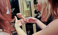 Фото украшений из бутика женской одежды Михаль Негрин Крокус Сити Мол Фото 20