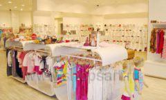 Торговое оборудование 21 ВЕК для детского магазина Винни одежда ТЦ Dream House Фото 07