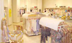 Торговое оборудование 21 ВЕК для детского магазина Винни одежда ТЦ Dream House Фото 09