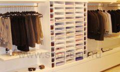 Торговое оборудование 21 ВЕК для детского магазина Винни одежда ТЦ Dream House Фото 15