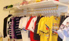 Торговое оборудование 21 ВЕК для детского магазина Винни одежда ТЦ Dream House Фото 17