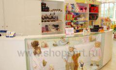 Торговое оборудование 21 ВЕК для детского магазина Винни одежда ТЦ Dream House Фото 24