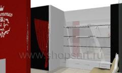 Визуализация детского магазина 3 pommes Сургут 21 ВЕК Картинка 006