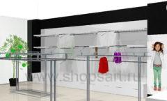 Визуализация детского магазина 3 pommes Сургут 21 ВЕК Картинка 007