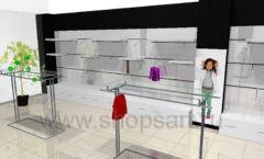 Визуализация детского магазина 3 pommes Сургут 21 ВЕК Картинка 008