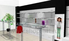 Визуализация детского магазина 3 pommes Сургут 21 ВЕК Картинка 009
