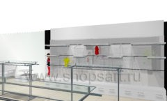 Визуализация детского магазина 3 pommes Сургут 21 ВЕК Картинка 012