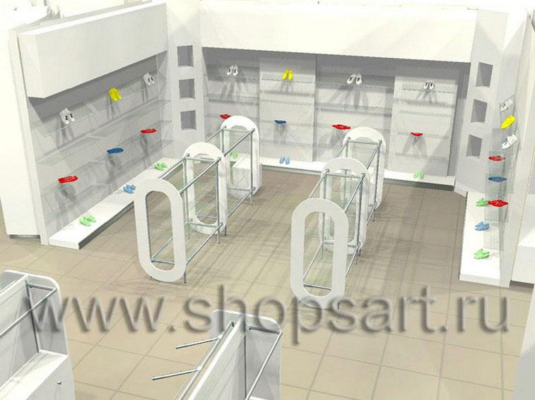 Торговое оборудование 21 ВЕК для магазинов одежды