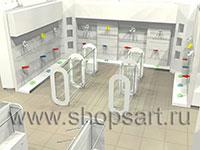 Торговое оборудование для детских магазинов 21 ВЕК
