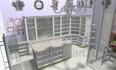 Визуализация магазина цветов АРОМАТНЫЙ МИР