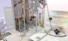 Визуализация магазина цветов АРОМАТНЫЙ МИР Картинка 04