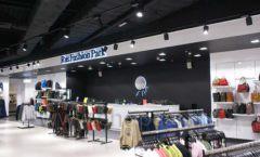 Торговое оборудование BLACK STAR для одежды RFP мужской зал Фото 02
