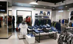 Торговое оборудование BLACK STAR для одежды RFP мужской зал Фото 03