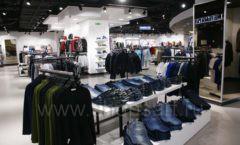 Торговое оборудование BLACK STAR для одежды RFP мужской зал Фото 06
