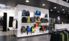 Торговое оборудование BLACK STAR для одежды RFP мужской зал Фото 11