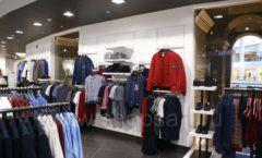 Торговое оборудование BLACK STAR для одежды RFP мужской зал Фото 12