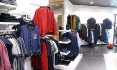 Торговое оборудование BLACK STAR для одежды RFP мужской зал Фото 13