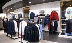 Торговое оборудование BLACK STAR для одежды RFP мужской зал Фото 14